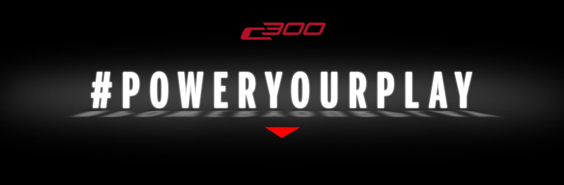Power Your Play - C300 Irons