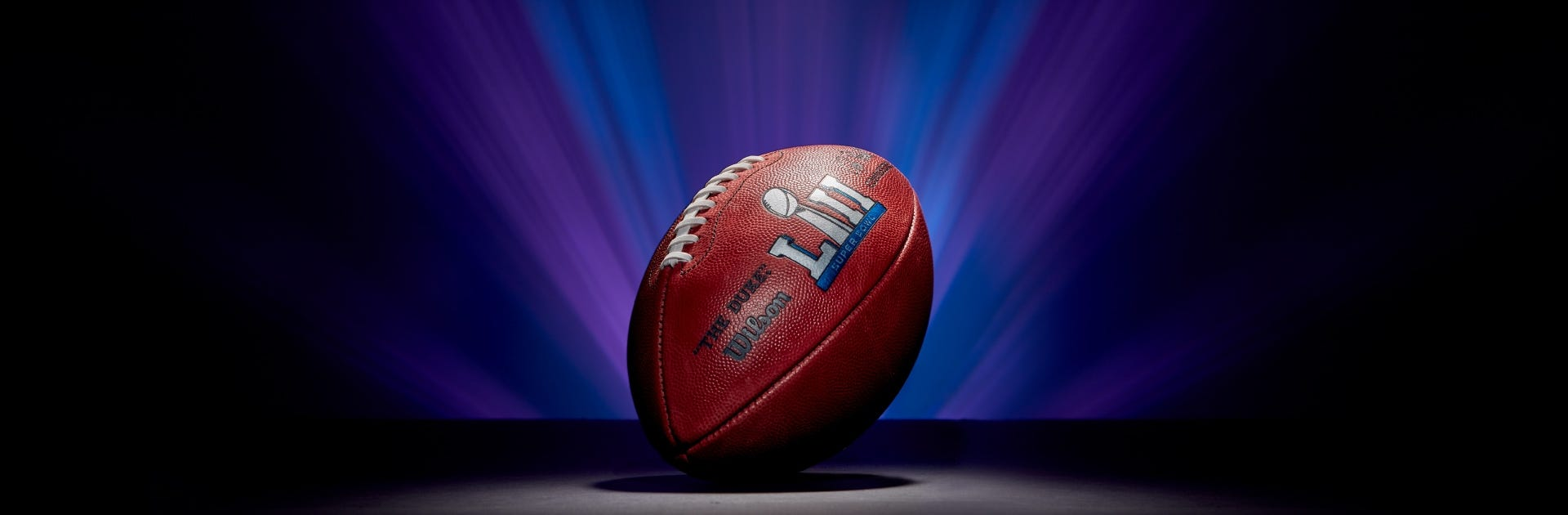 Official Football of Super Bowl 52