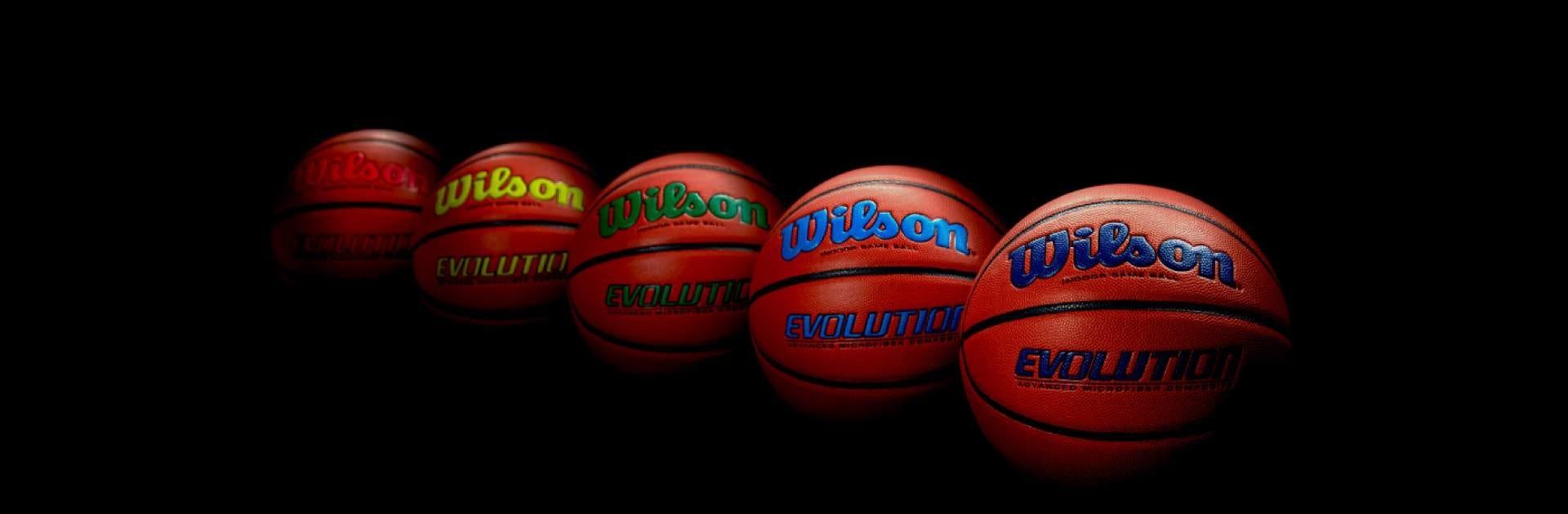 Custom Evolution Game Basketball | Wilson Sporting Goods