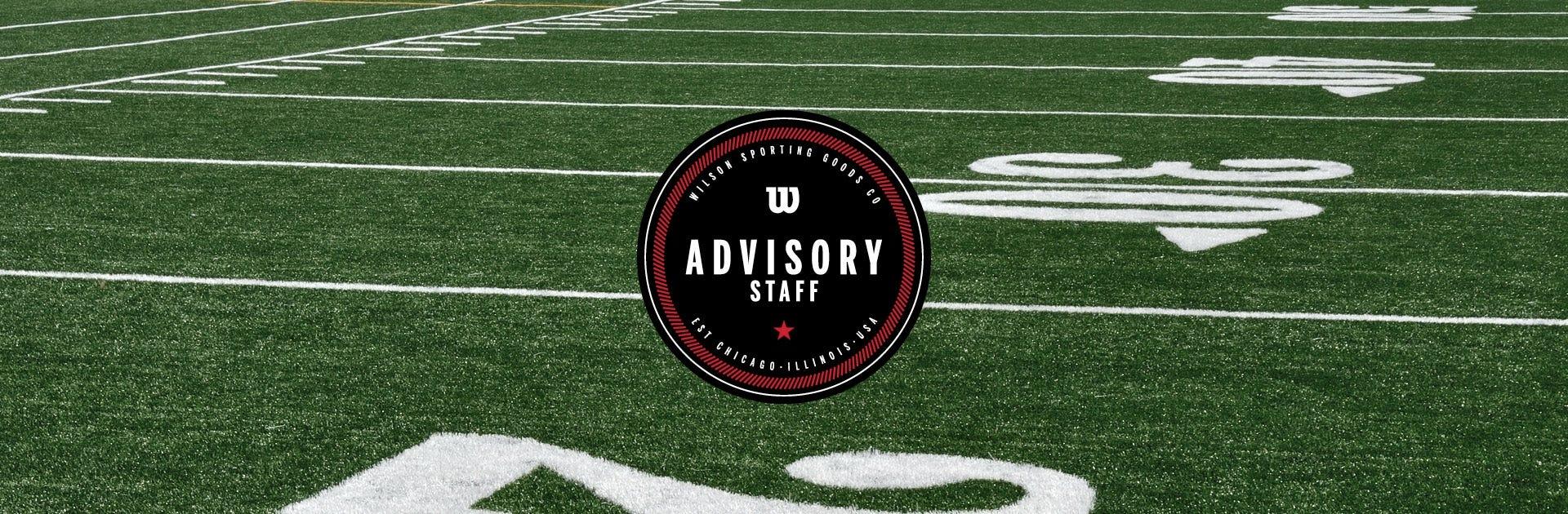 Wilson Football Advisory Staff