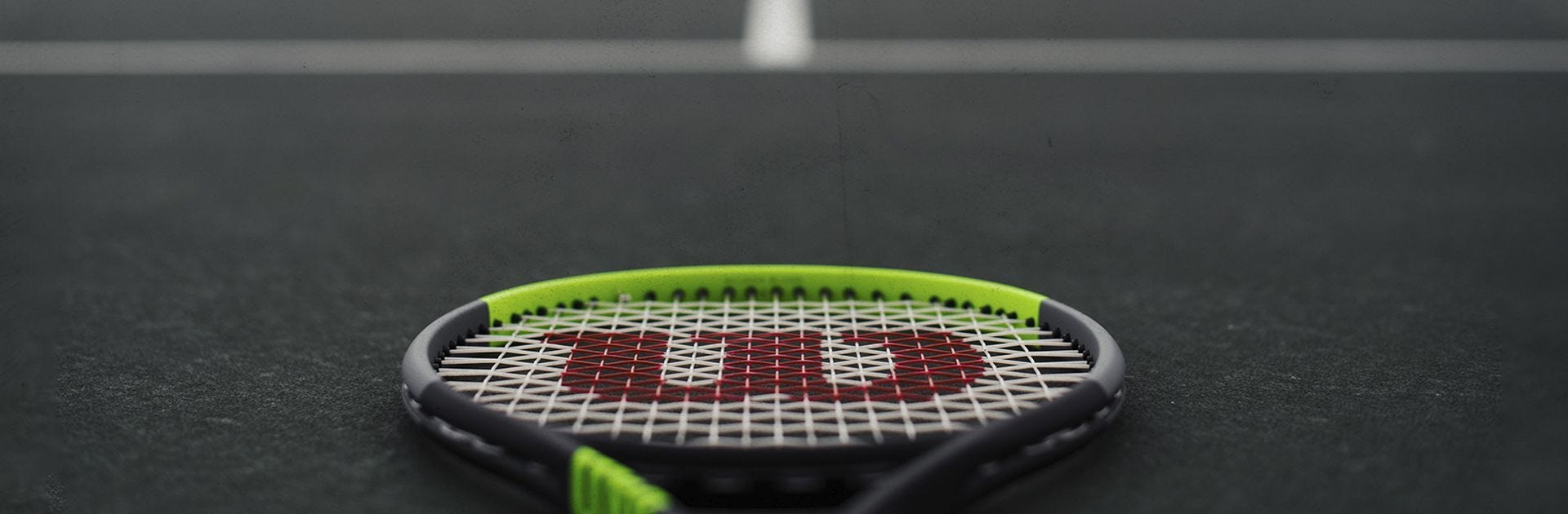 Blade Tennis Rackets | Wilson Sporting Goods