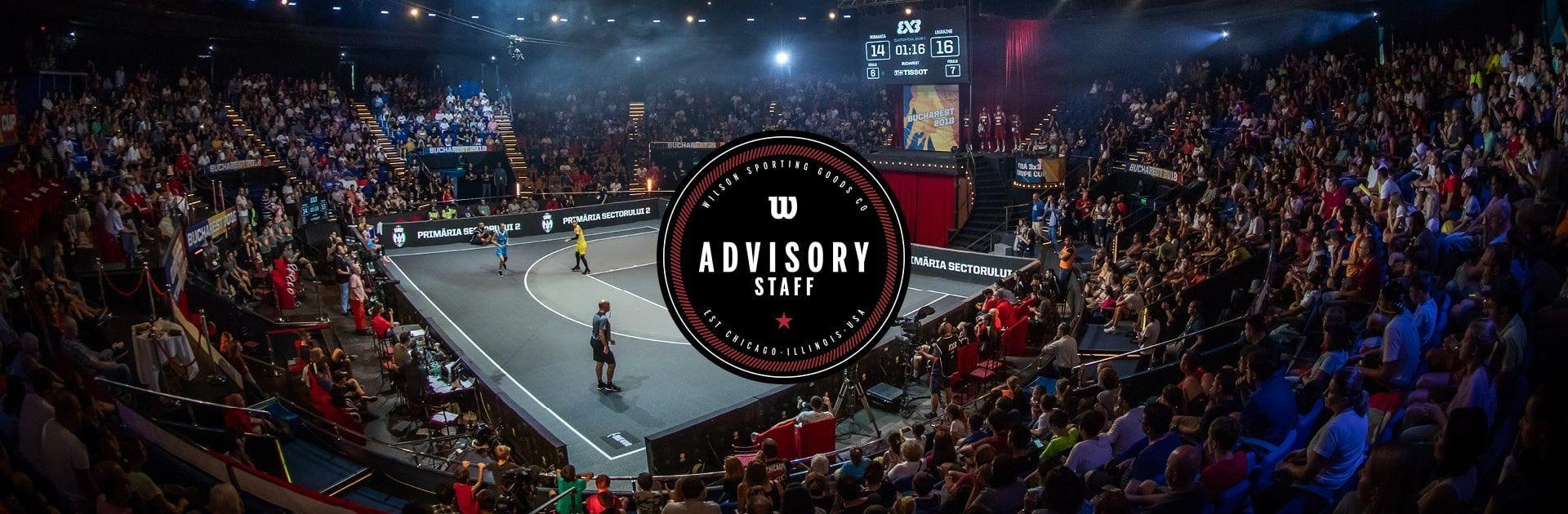 Wilson Basketball Advisory Staff