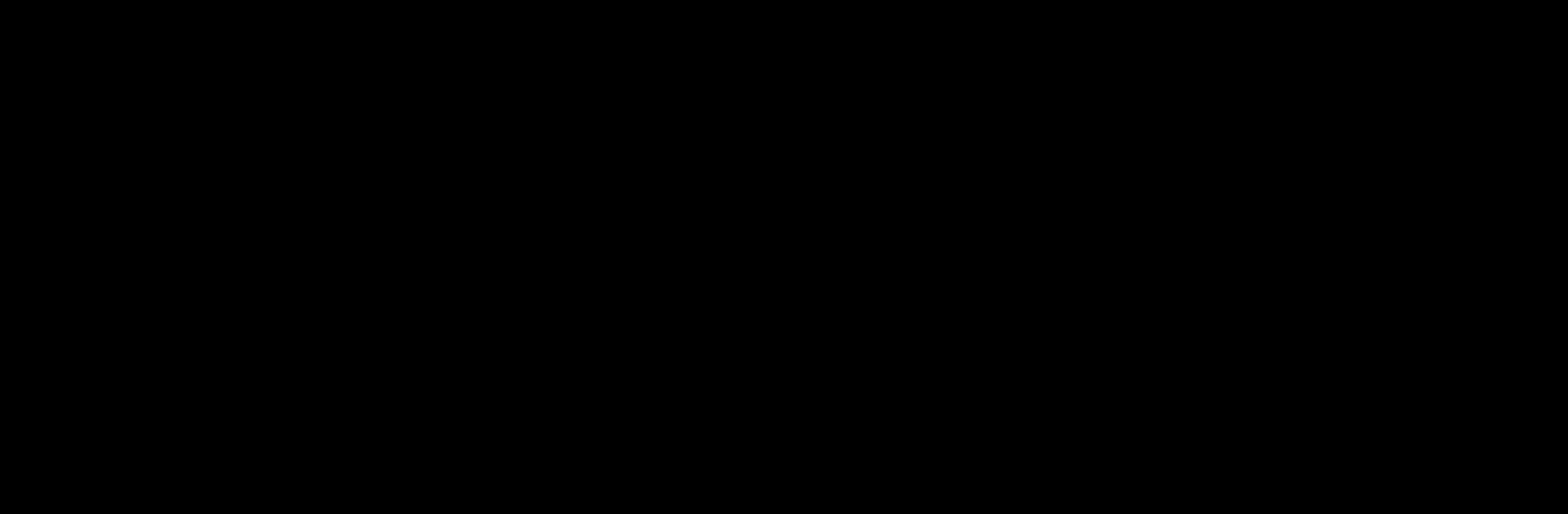 Black banner background