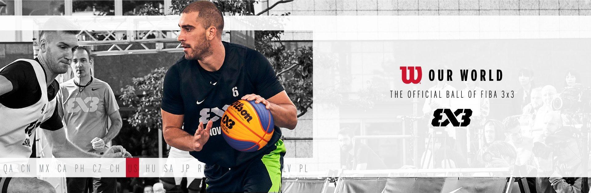 FIBA 3x3 player Dusan Bulut
