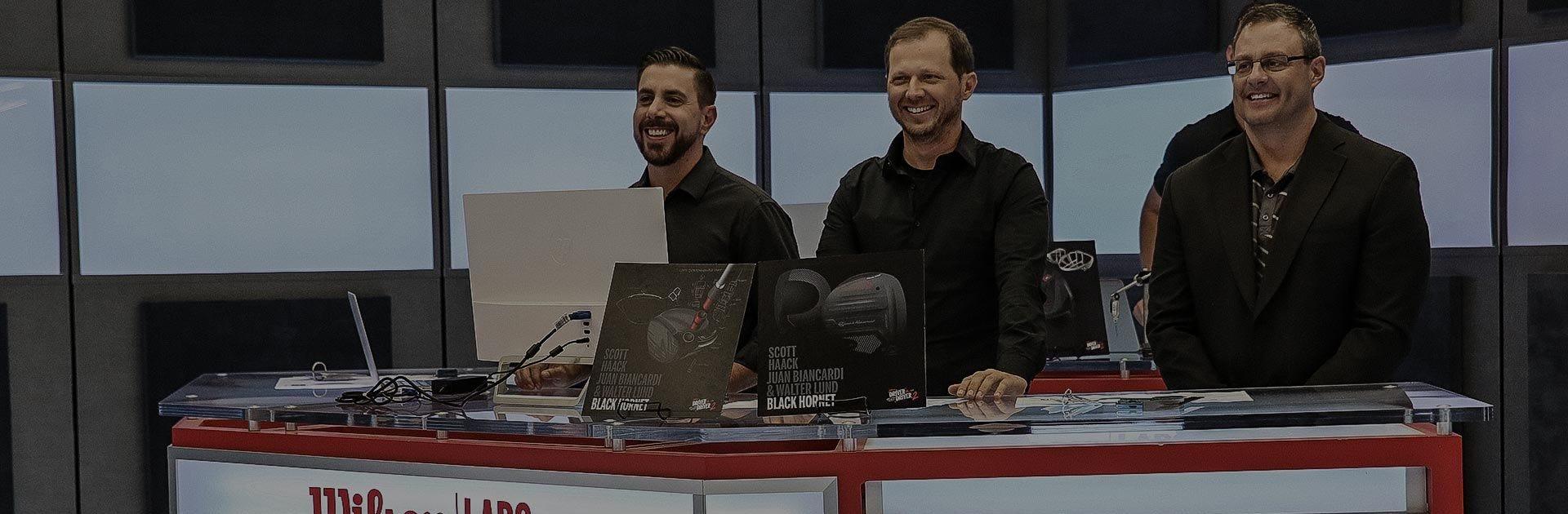 Walter Lund & Juan Biancardi