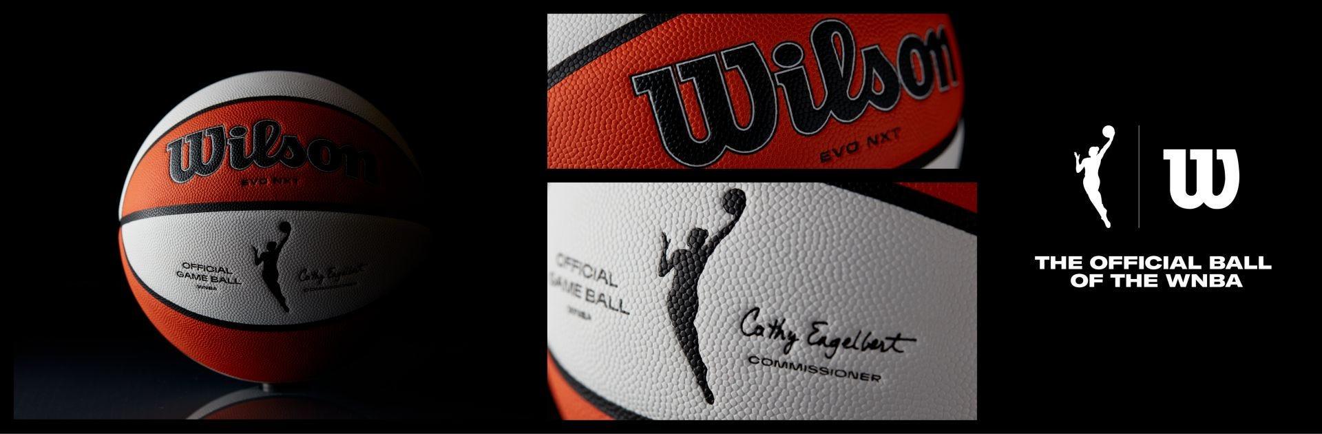 Image of new wnba ball
