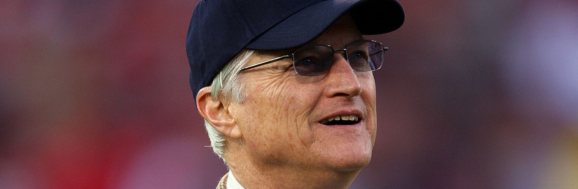 Mike McCaskey, courtesy of the Associated Press