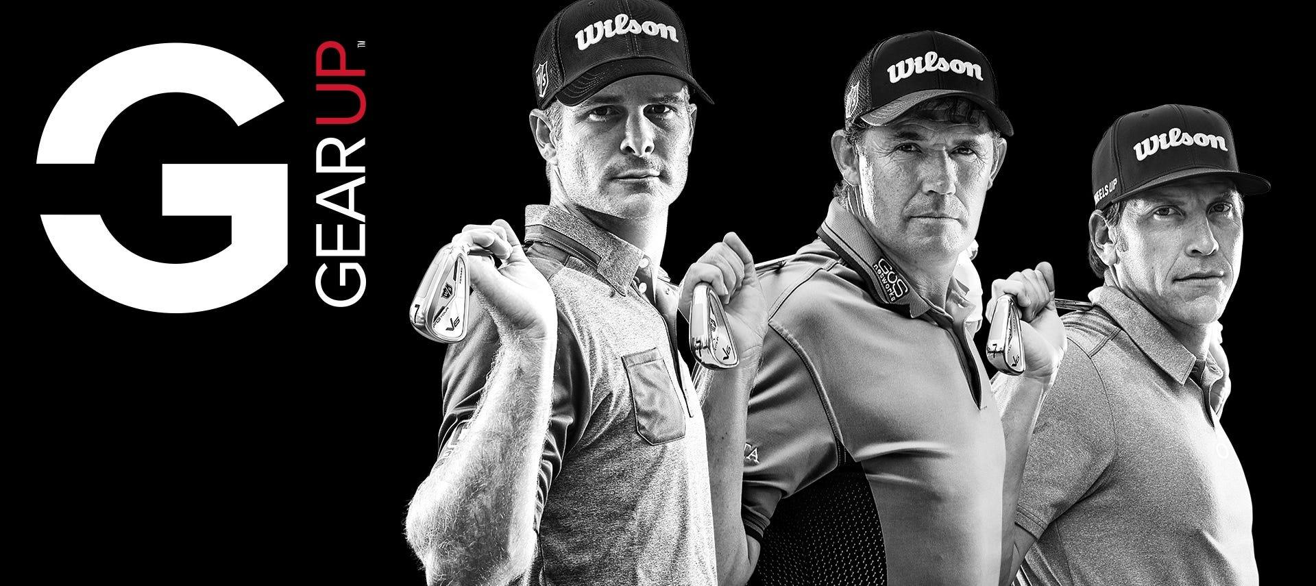 Wilson Golf GearUp