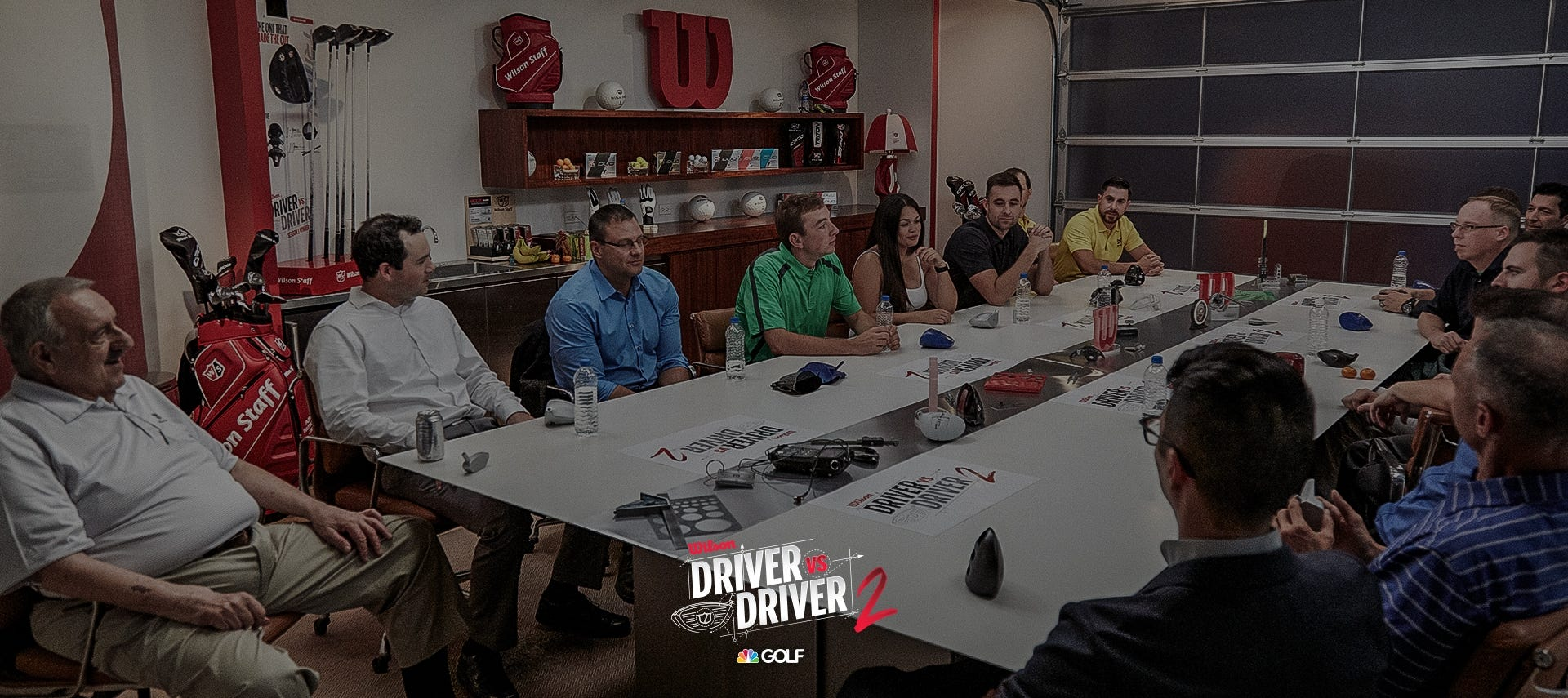 Wilson Staff Driver vs Driver