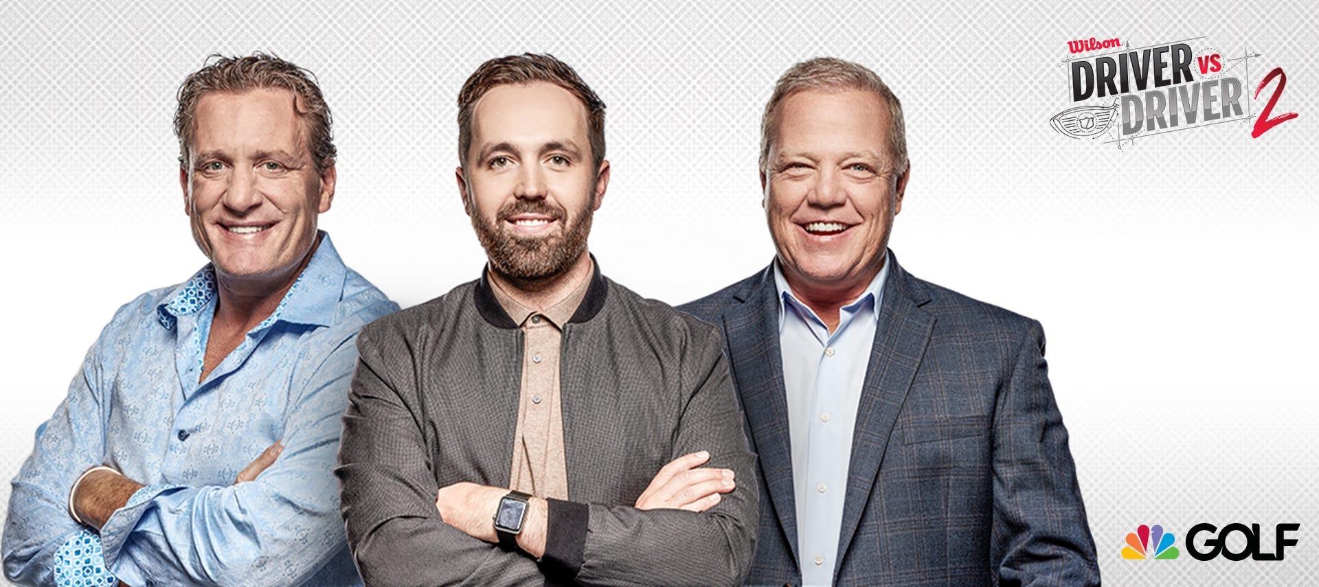 Wilson Staff Announcing DvD Season 2 Judges