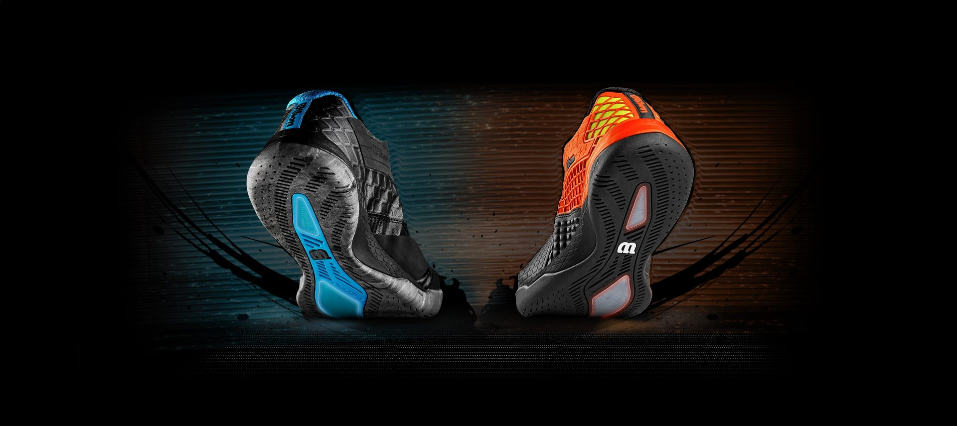 76d5da96e15ca Glide: The World's Only Tennis Shoes Made to Slide on Hardcourt