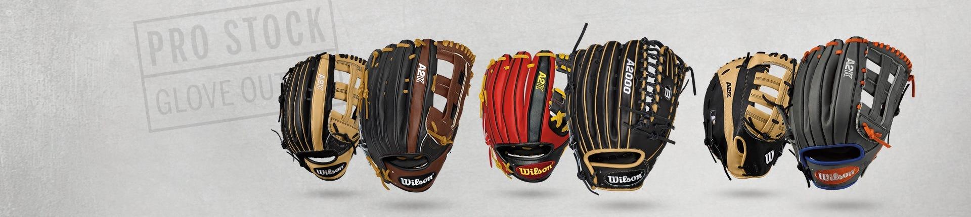 Baseball Gloves on Sale - A2K & A2000 Deals - Wilson ...