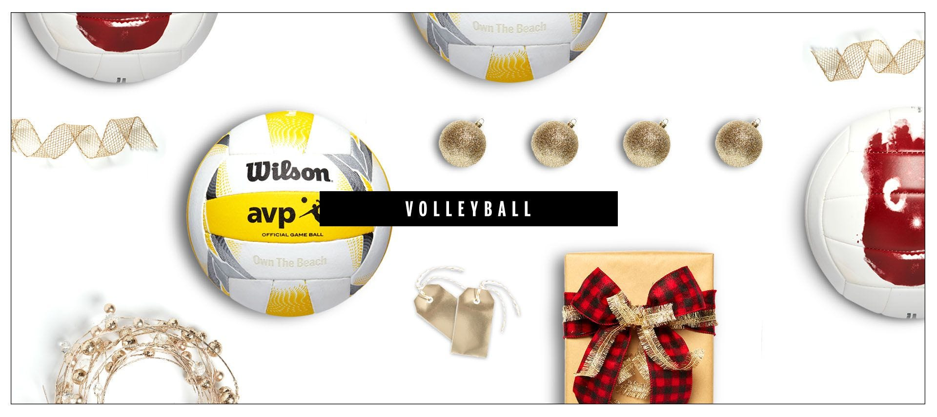 Volleyball Holiday Shop | Wilson Sporting Goods