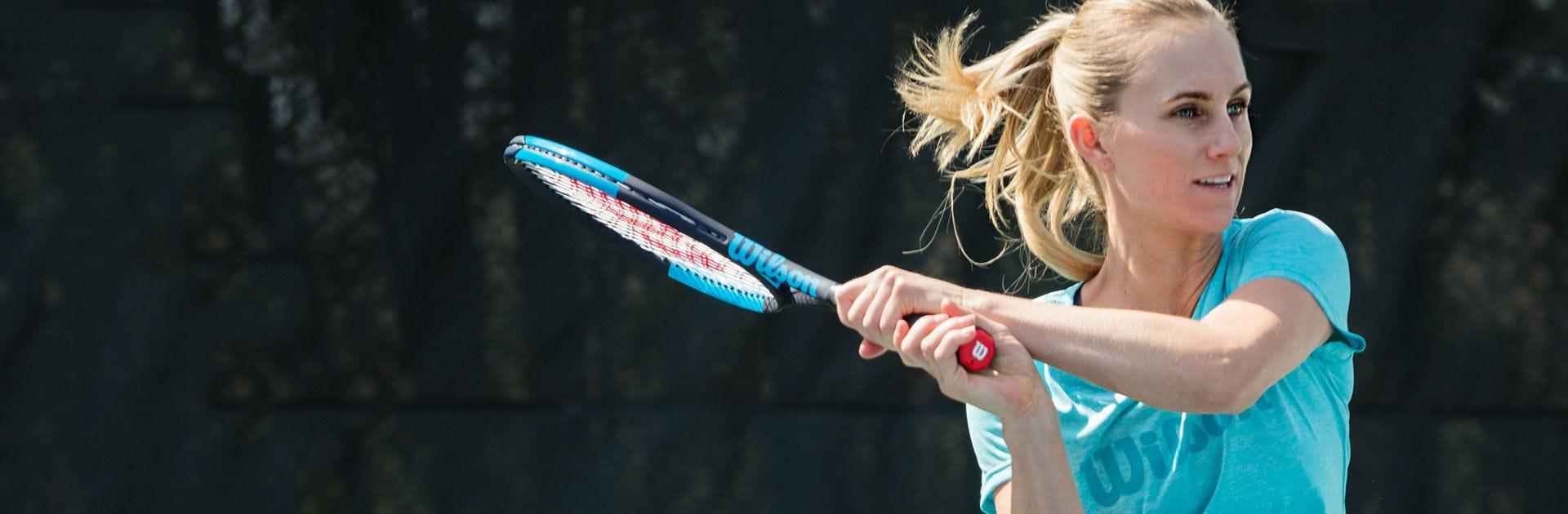 Tennis Racket Advisor | Wilson Sporting Goods