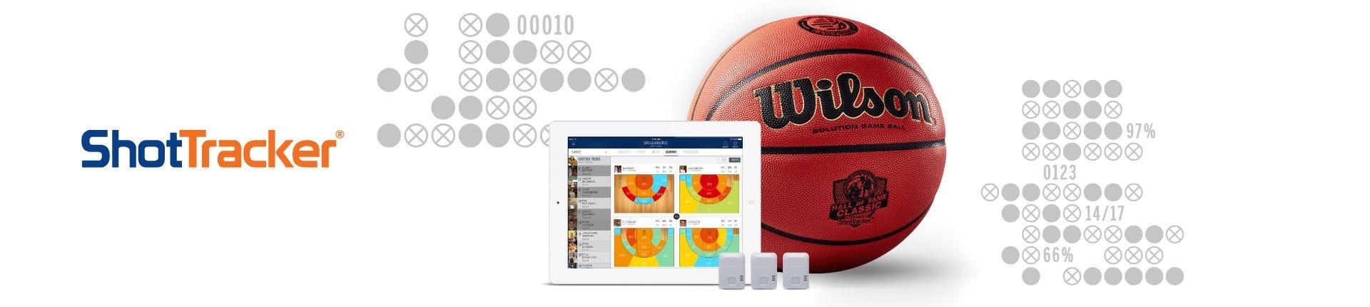 basketball shot tracker app