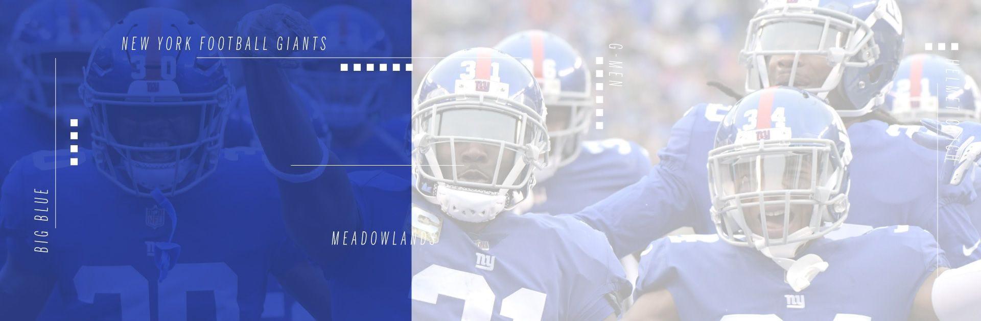 the best attitude 53c9a d3bca New York Giants Footballs & Gear | Wilson Sporting Goods
