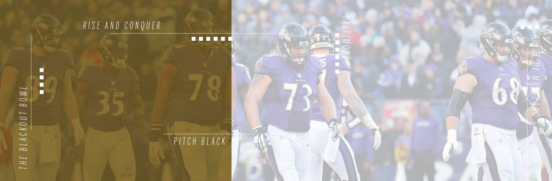 promo code 0408d 4d809 Baltimore Ravens Footballs & Gear | Wilson Sporting Goods