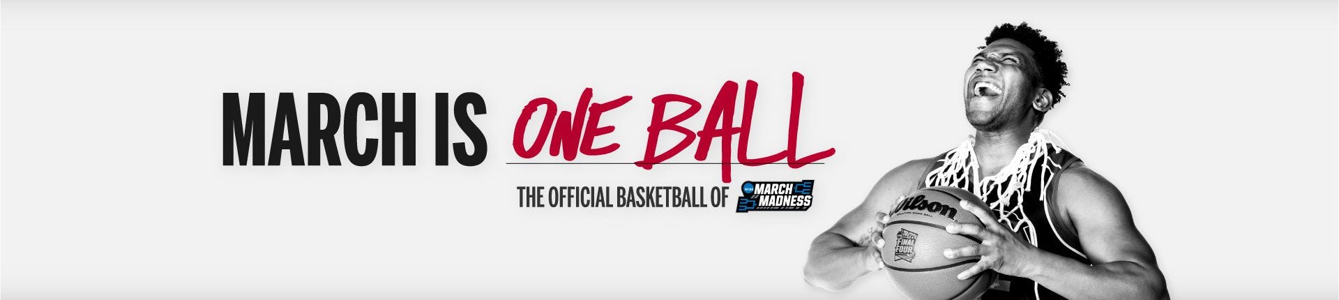 Wilson March Madness NCAA Basketball
