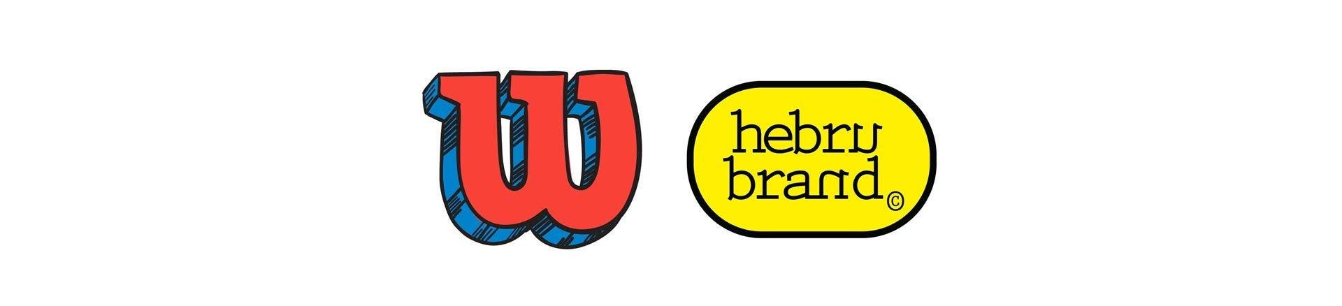 Wilson and Hebru Brantley logos