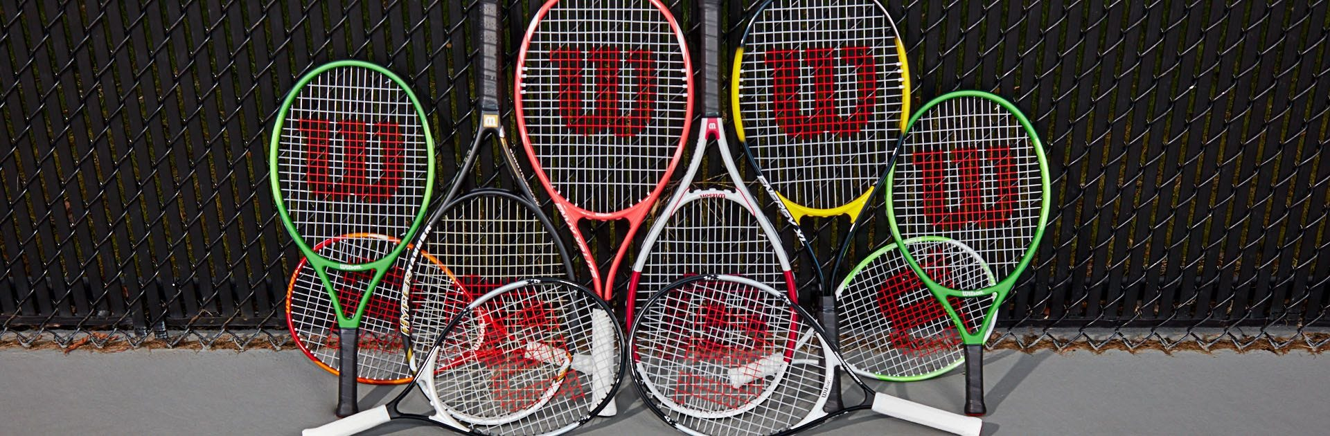 Full Range of Recreational Racquets