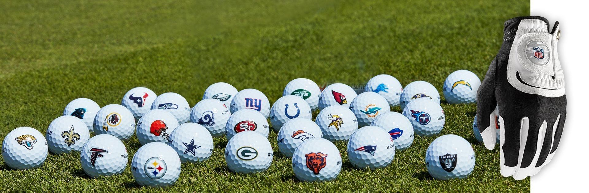 NFL Golf Balls