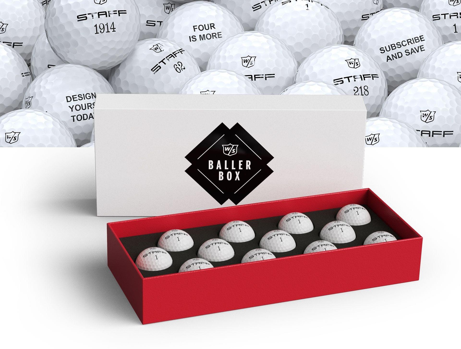 Wilson Staff Model Baller Box