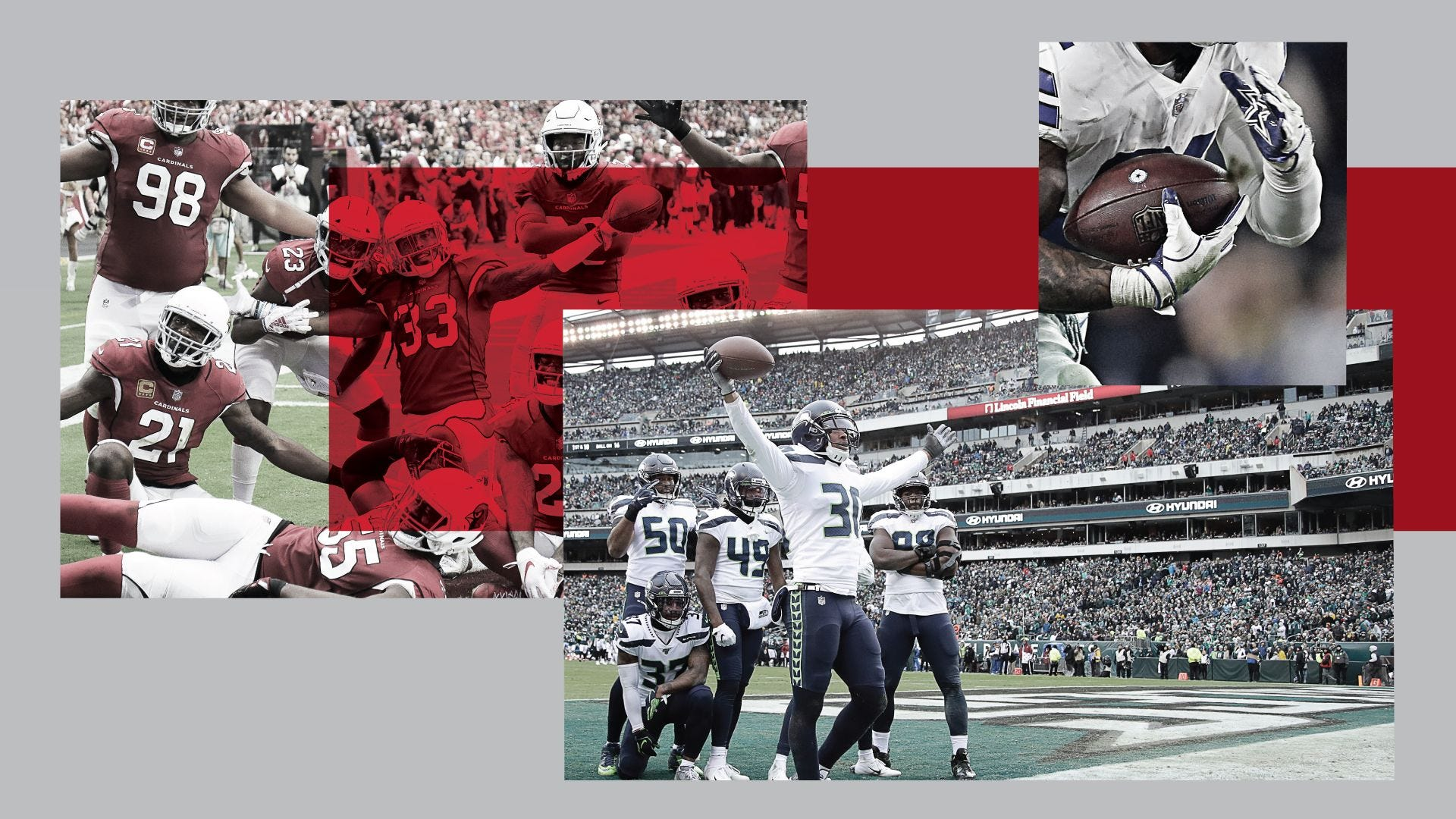 Collaboration of NFL Teams