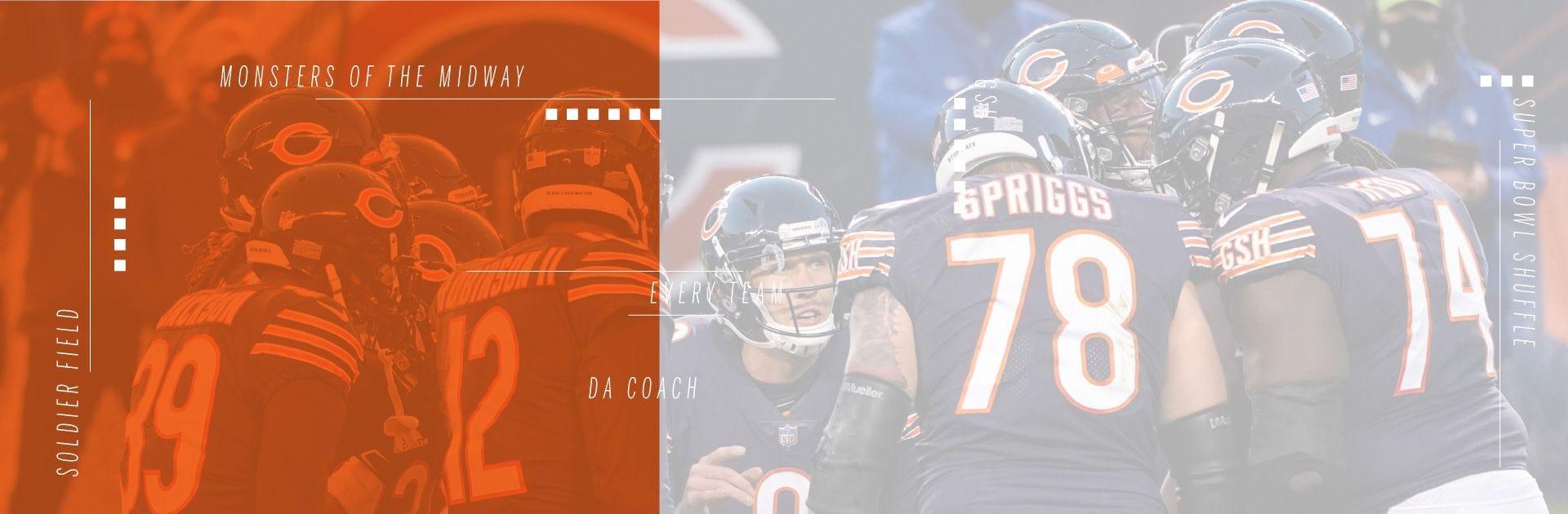 Wilson NFL Bears Fan Shop