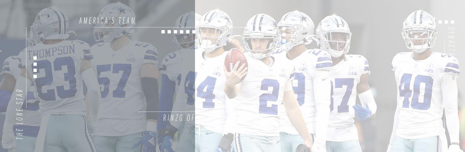 Wilson NFL Cowboys Fan Shop