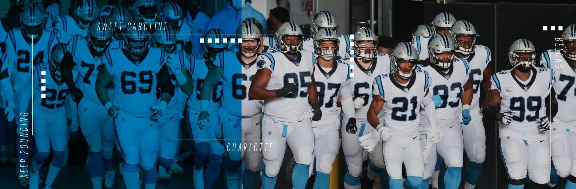 Wilson NFL Panthers Fan Shop