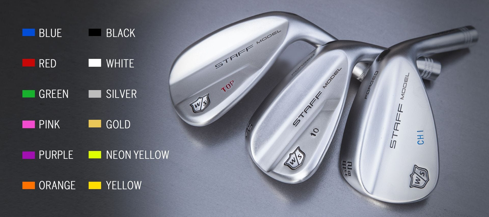 Personalized Staff Model Wedge
