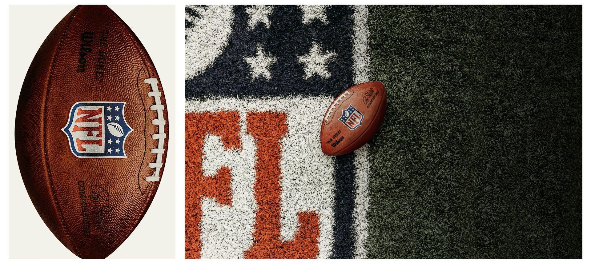 Wilson NFL Duke Official Football