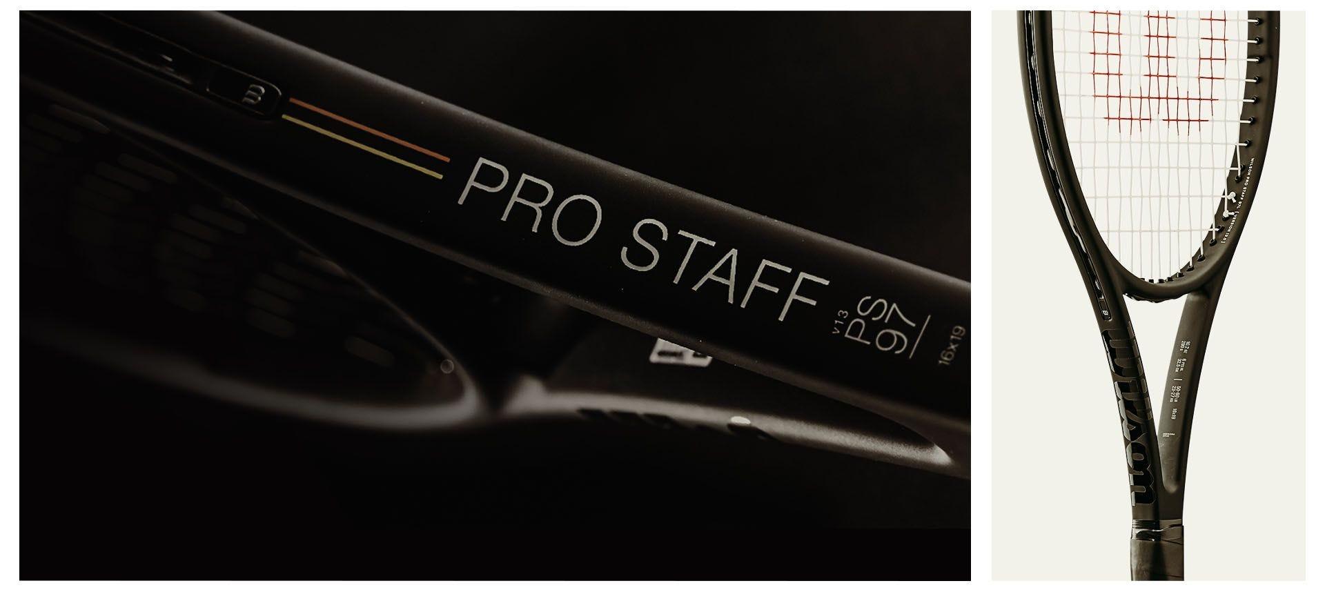 Wilson Pro Staff Tennis Rackets