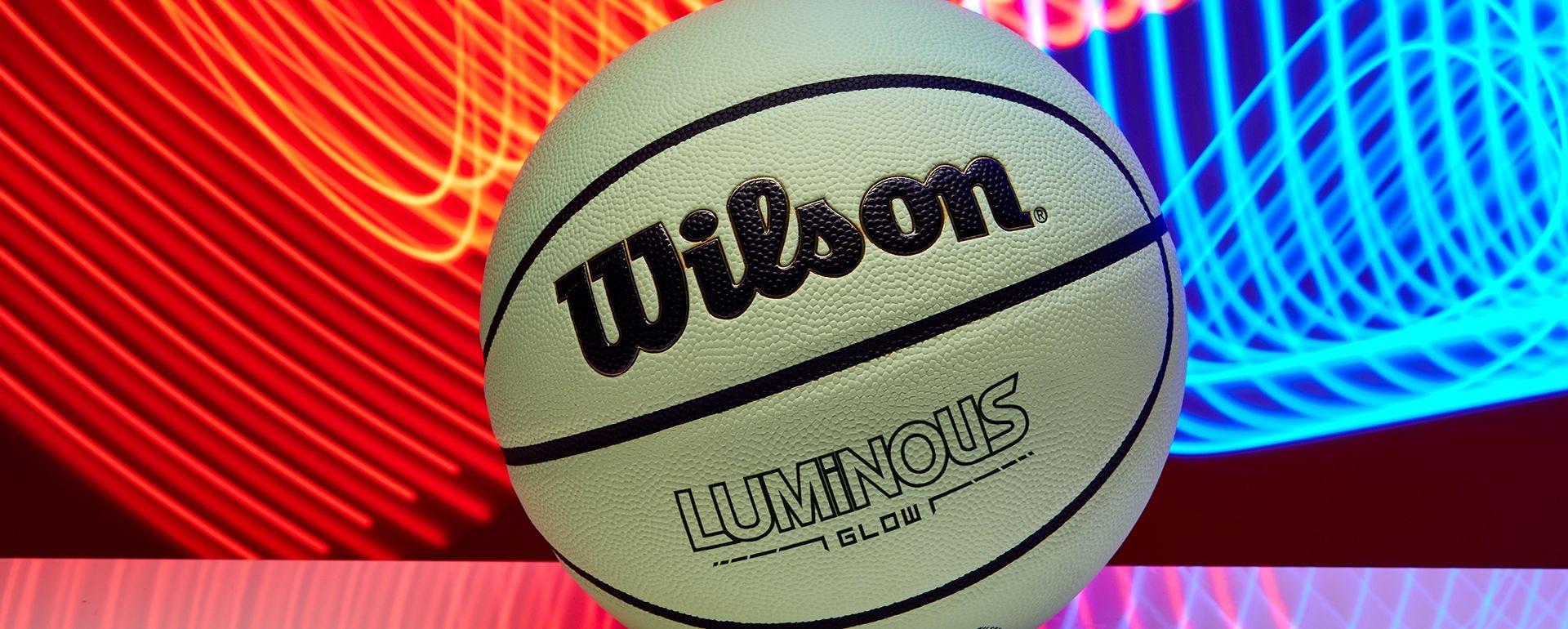 Luminous Glow Basketball