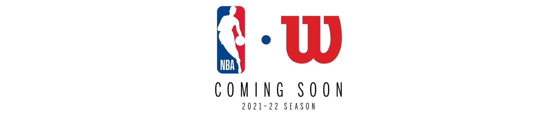 Wilson Partners with the NBA - Coming soon 21/22 season