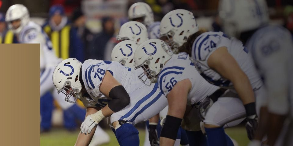 THE COLTS – PATS RIVALRY