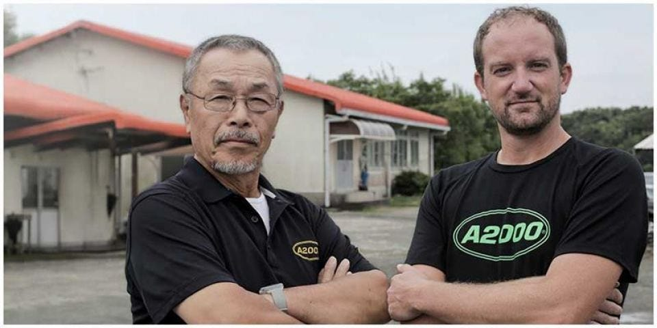 Meet Aso <br>And Ryan