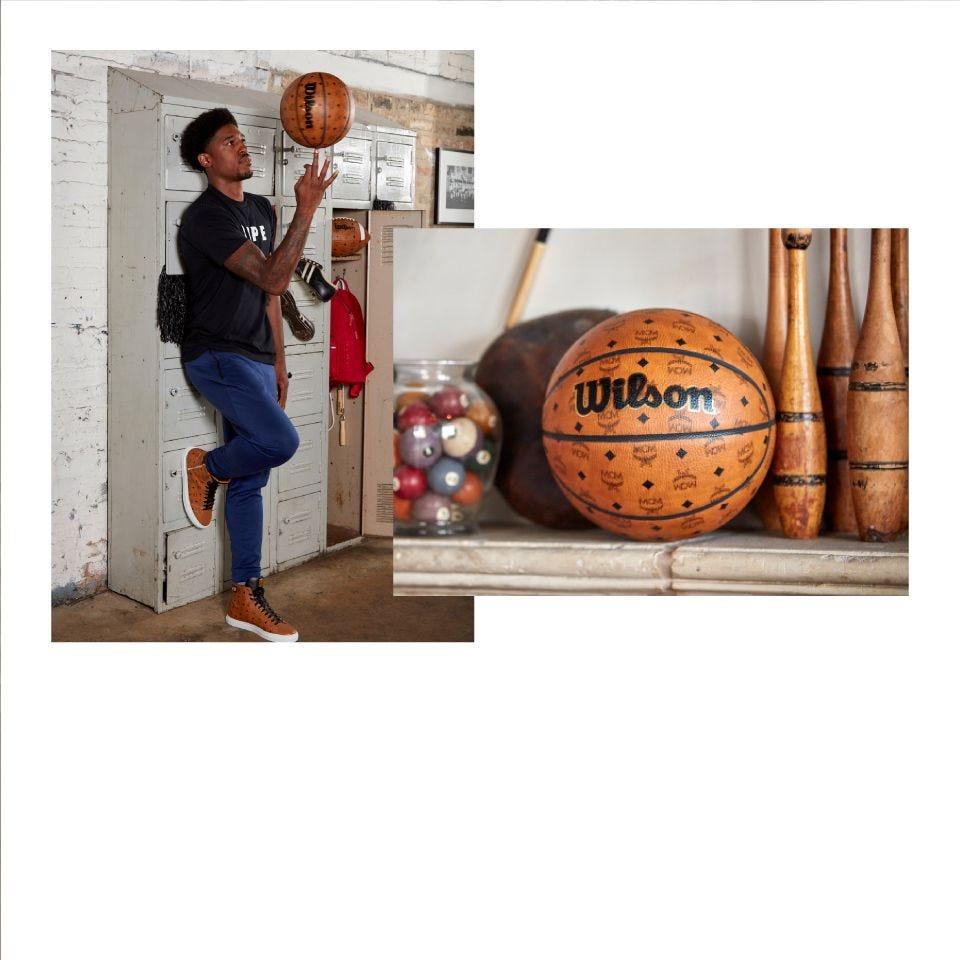 The Basketball.