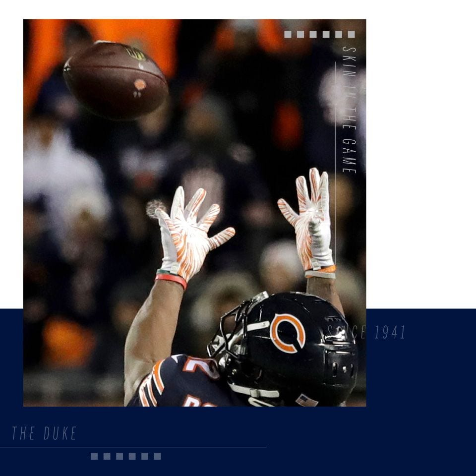 new arrival f6c04 ec822 Chicago Bears Footballs & Gear | Wilson Sporting Goods