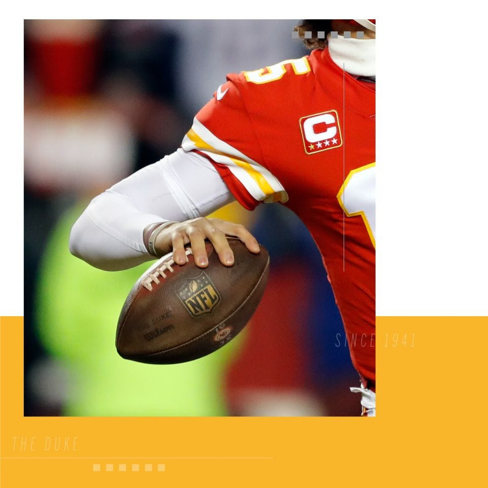 hot sale online c8a13 ea9d7 Kansas City Chiefs Footballs & Gear | Wilson Sporting Goods