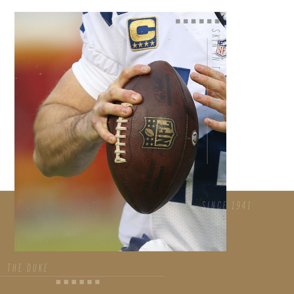 newest 6d7c7 ab9f1 Indianapolis Colts Footballs & Gear | Wilson Sporting Goods