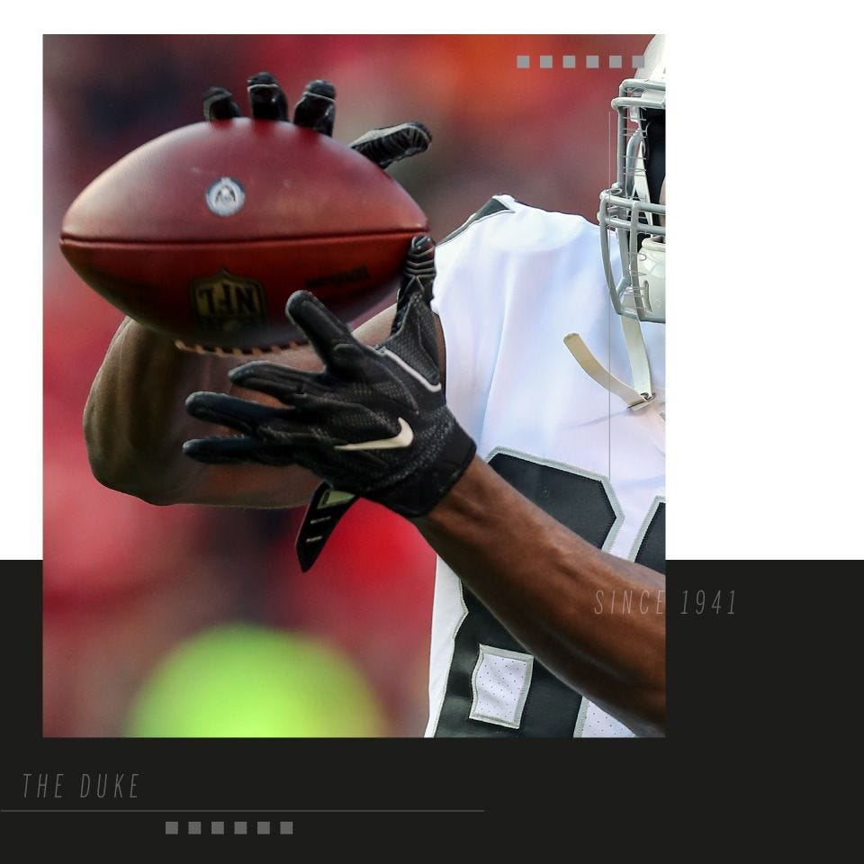 THE OFFICIAL BALL OF THE NFL