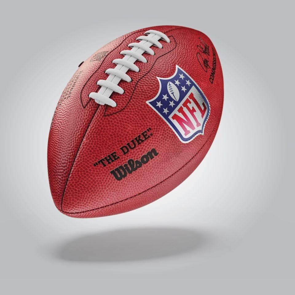 The Duke Nfl Football Wilson Sporting Goods