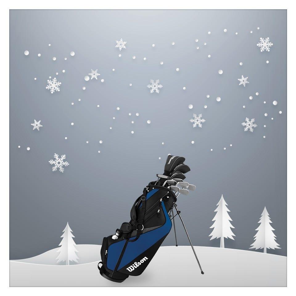 Men's Complete Golf Set
