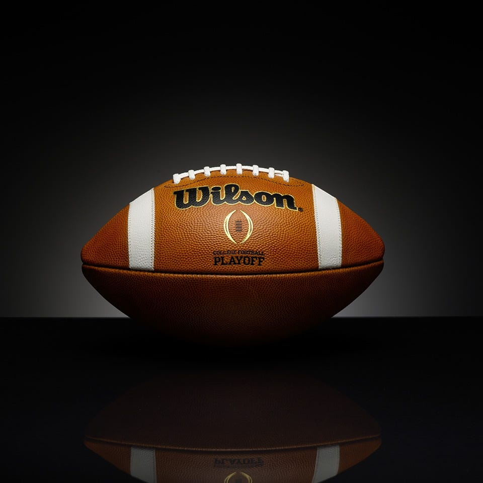The Official Ball of the College Football Playoff