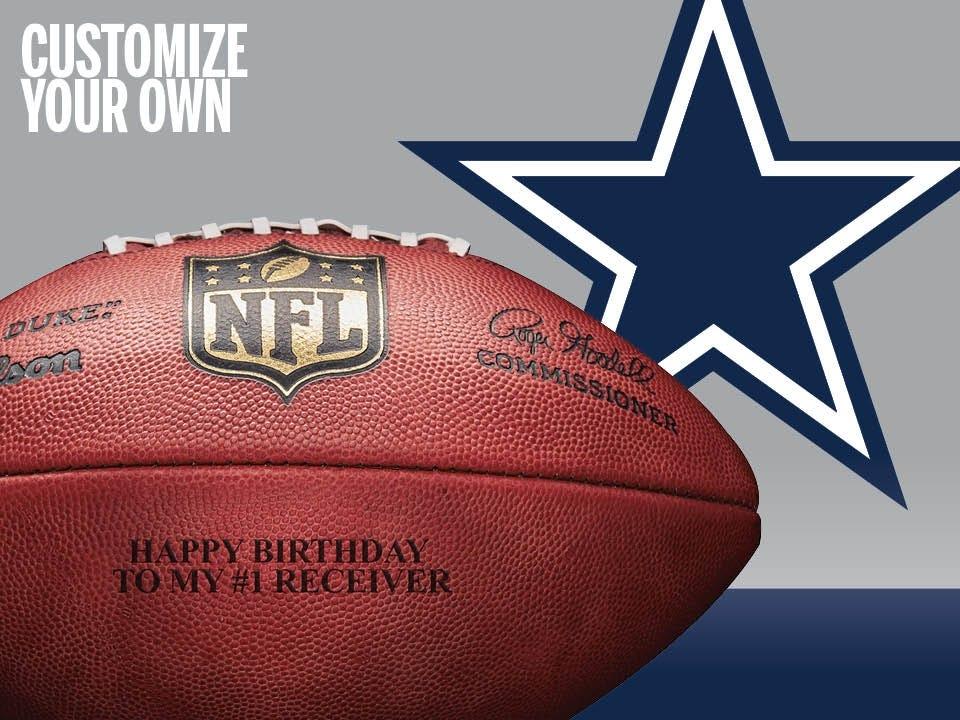 Custom NFL Dallas Cowboys Ultimate Fan Football. $79.99. Quick View. No rating value: (0)