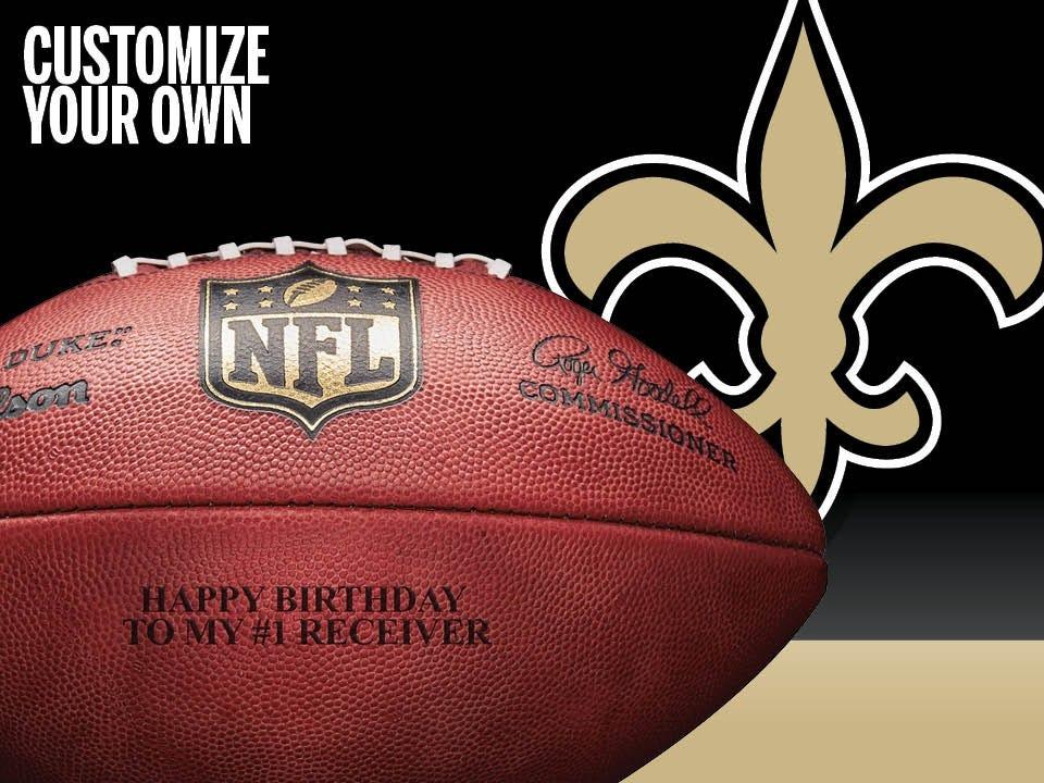 New Orleans Saints Footballs & Gear | Wilson Sporting Goods