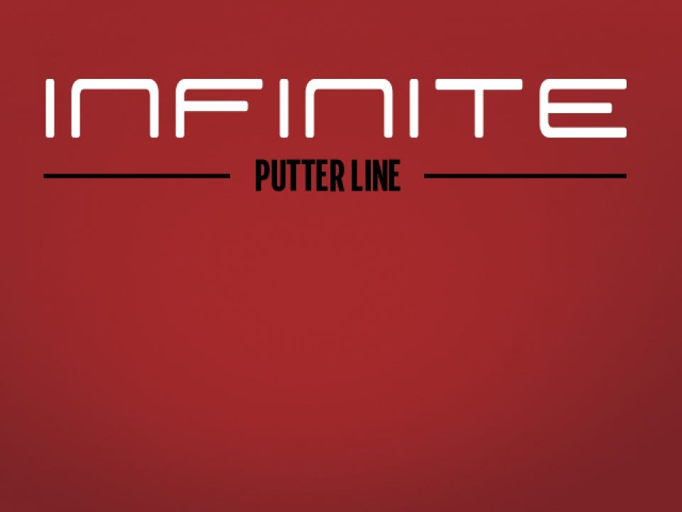 Wilson Staff Infinite Putter Line