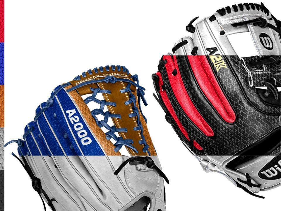 A2K Baseball Gloves   Wilson Sporting Goods