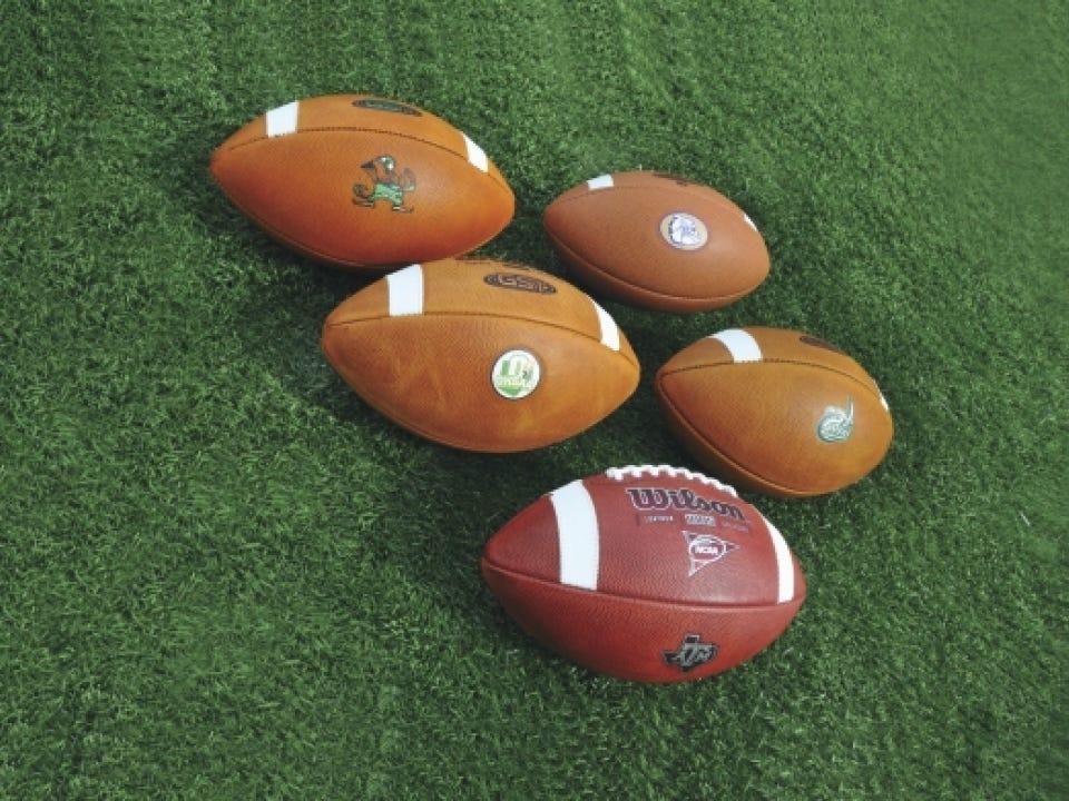 GST Footballs